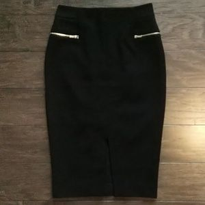 Like new! H&M Black Skirt, size 2
